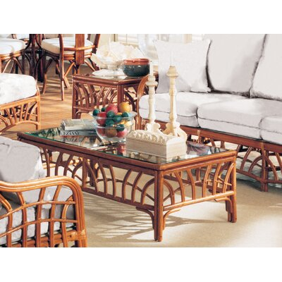 South Sea Rattan New Kauai End Table