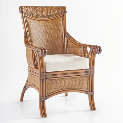 South Sea Rattan Pacifica Arm Chair