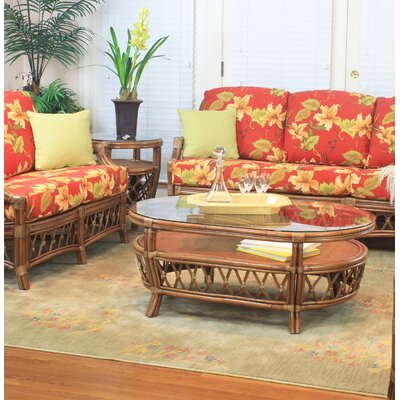 South Sea Rattan Nadine Coffee Table