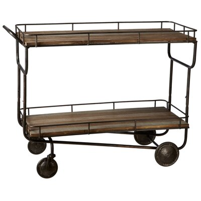Laurel Foundry Modern Farmhouse Briones Serving Cart