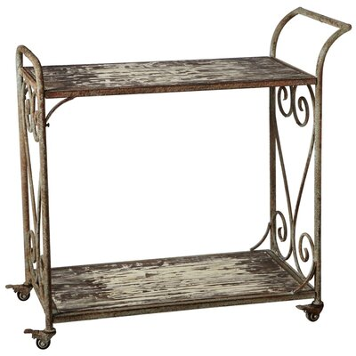 One Allium Way Pyrenees Serving Cart