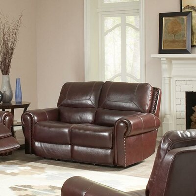 Simon Li Sturbridge Power Motion Reclining Loveseat