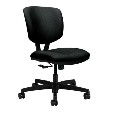 HON Volt Adjustable Mid Height Task Chair in Grade III Fabric