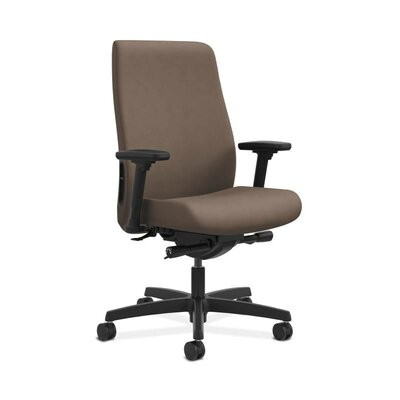 HON Endorse Mid-back Task Chair in Grade IV Whisper Vinyl
