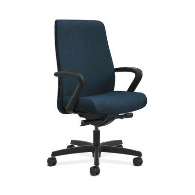 HON Endorse Mid-back Task Chair in Grade III Confetti Fabric