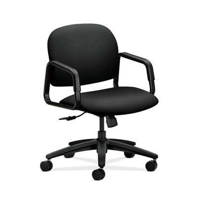 HON Solutions-4000 Series Mid-Back Chair in Grade III Contourett