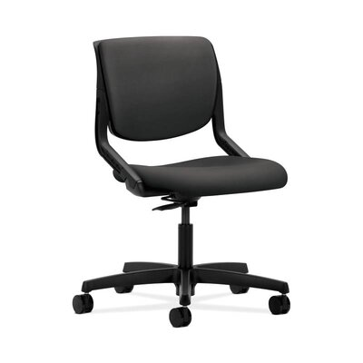 HON Motivate Task Chair in Grade V Silvertex Vinyl