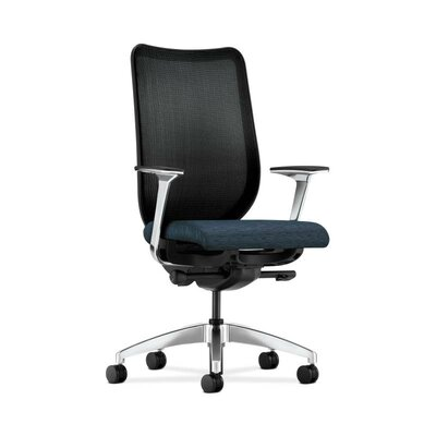 HON Nucleus Mesh Back Task Chair with Alu..