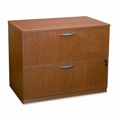 HON 2-Drawer File Pedestal