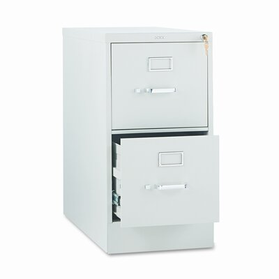 HON 210 Series 2-Drawer Letter  File