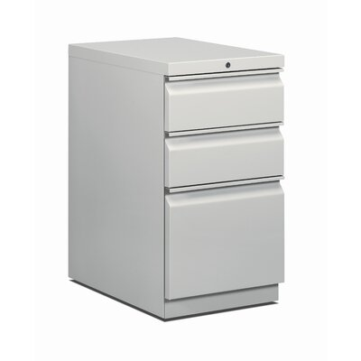 HON Brigade Mobile 3-Drawer File Pedestal
