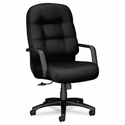 HON Pillow-Soft High-Back Executive Chair with Arms