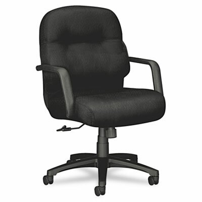 HON Pillow-Soft Mid-Back Office Chair wit..