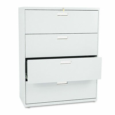 HON 600 Series 4-Drawer  F..