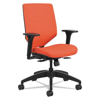 HON Upholstered Back Task Chair