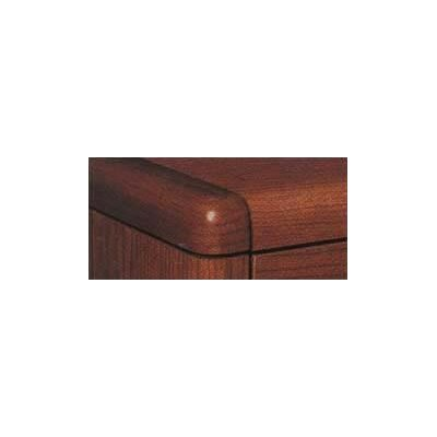 HON 10700 Series Pedestal Desk with 3 Drawers