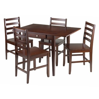 Winsome Hamilton 5 Piece Dining Table Set