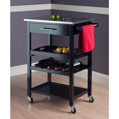 Mercury Row Hyperion Serving Cart