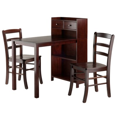 Latitude Run Mayra 3 Piece Writing Desk Set