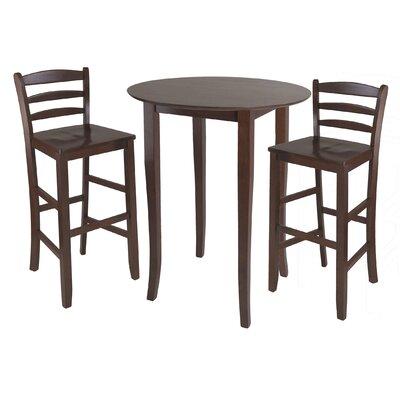 Winsome Egan 3 Piece Pub Table Set