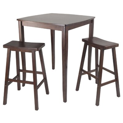 Winsome Inglewood 3 Piece Counter Height Pub Tab..