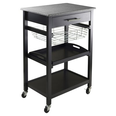 Winsome Julia Kitchen Cart..