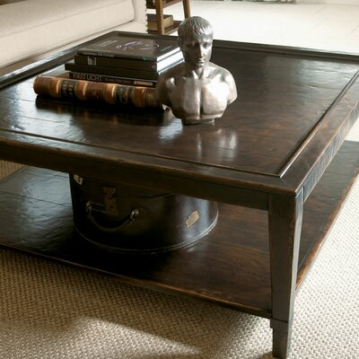 Bernhardt Vintage Patina Coffee Table