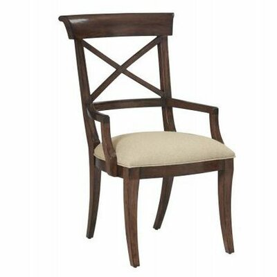 Bernhardt Vintage Patina  Arm Chair