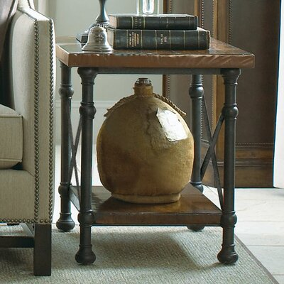 Bernhardt Vintage Patina End Table