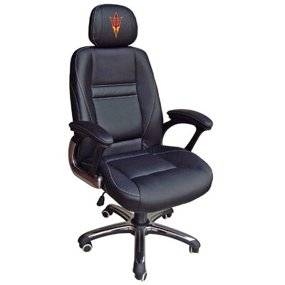 Tailgate Toss NCAA Office Chair with Lever Seat Height Control Image