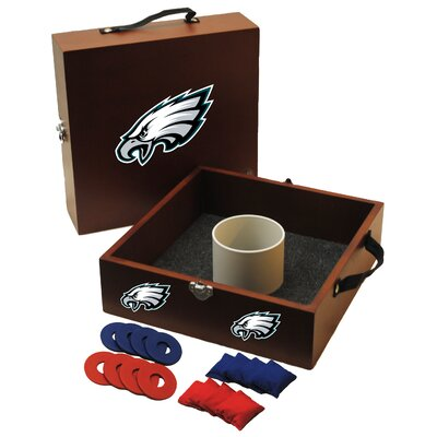 Tailgate Toss Nfl Washer Toss Game Set Amp Reviews Wayfair