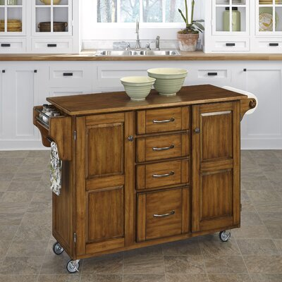 Home Styles Create-a-Cart Kitchen Island