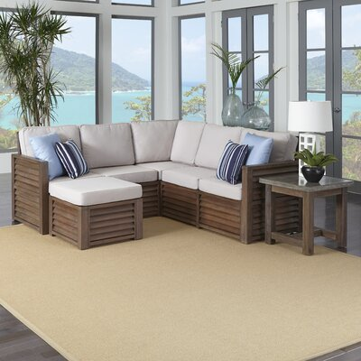 Home Styles Barnside 4 Piece Living Room Set