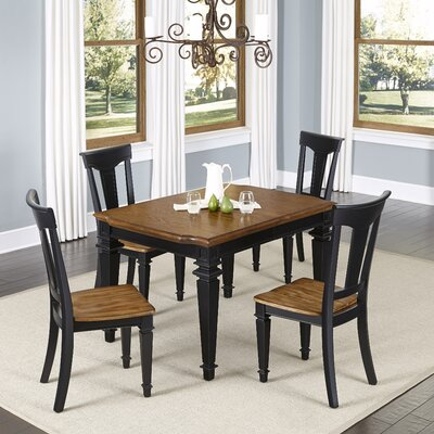 Home Styles Americana 5 Piece Dining Set
