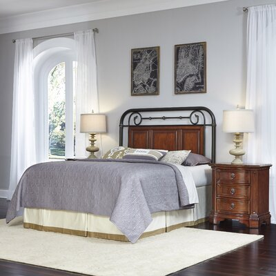 Home Styles Richmond Hill Panel 3 Piece Bedroom Set