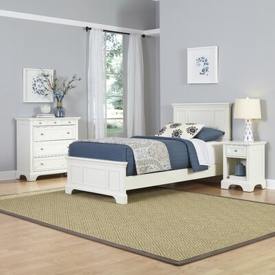 Home Styles Naples Panel 3 Piece Bedroom ..