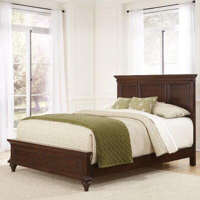 Home Styles Colonial Classic Panel Bed