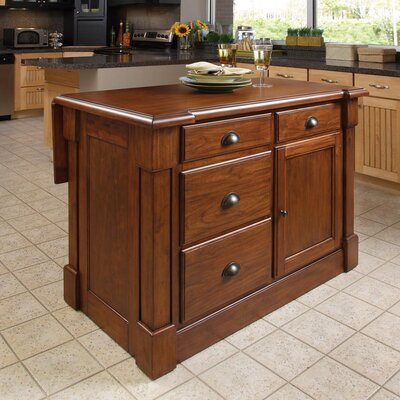 Darby Home Co Cargile Kitchen Island