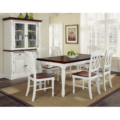 August Grove 7 Piece Dining Set