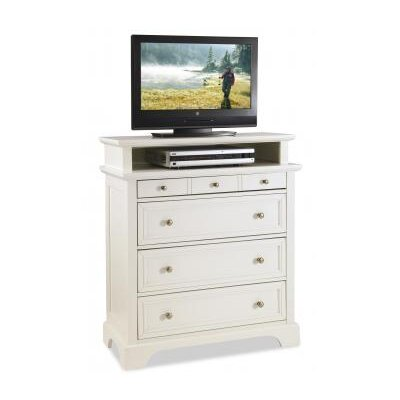 Home Styles Naples 4 Drawer TV 36