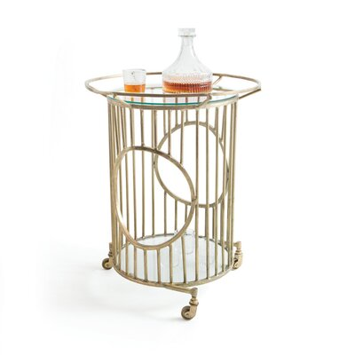 Hip Vintage Avalon Serving Cart