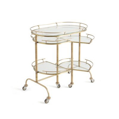 Hip Vintage Bondurants Serving Cart