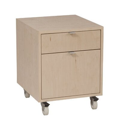 Urbangreen Furniture High Line 2-Drawer M..