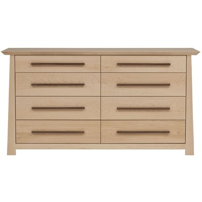 Urbangreen Furniture Hamilton 8 Drawer Dresser