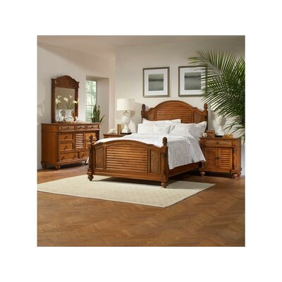 Braxton Culler Island Manor Panel Bed