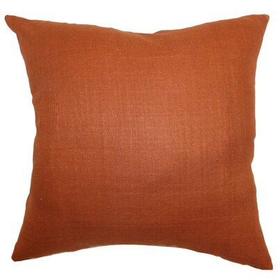 Throw Pillows Pictures : The Pillow Collection Zaafira Plain Silk Throw Pillow & Reviews Wayfair