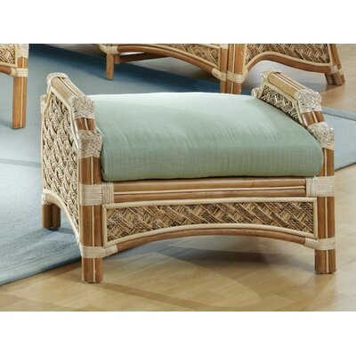 Spice Islands Wicker Mauna Loa Ottoman
