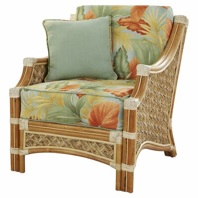 Spice Islands Wicker Mauna Loa Arm Chair