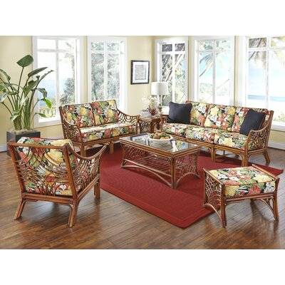 Spice Islands Wicker Bali Sofa