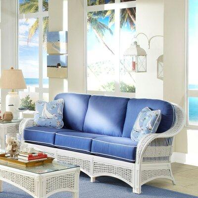 Spice Islands Wicker Regatta'' Sofa